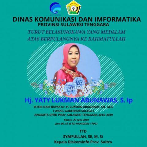 Iklan DUka DISkominfo Prov Sultra