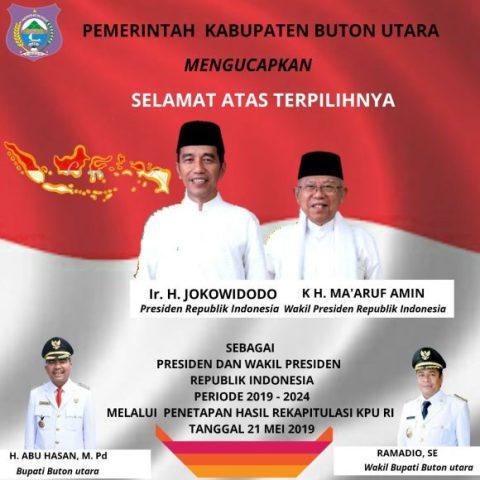 Iklan Jokowi Butur