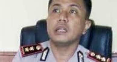 Kapolres Muna AKBP Agung Ramos Perentongan Sinaga S.Sos..SH