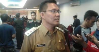 Hari Pertama Kerja Wakil Walikota Hadiri Pelantikan Panwascam