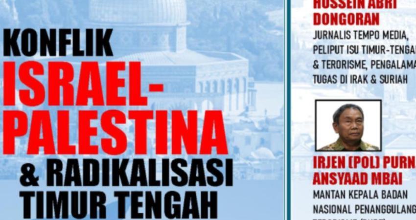 Isu Palestina dan Radikalisasi Timur Tengah