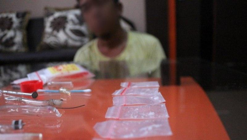 Tiga Pemasok Narkoba Ditangkap Polisi