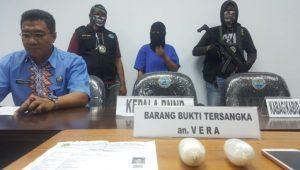 Siswi Asal Makassar Selundupkan Sabu Dalam Anus