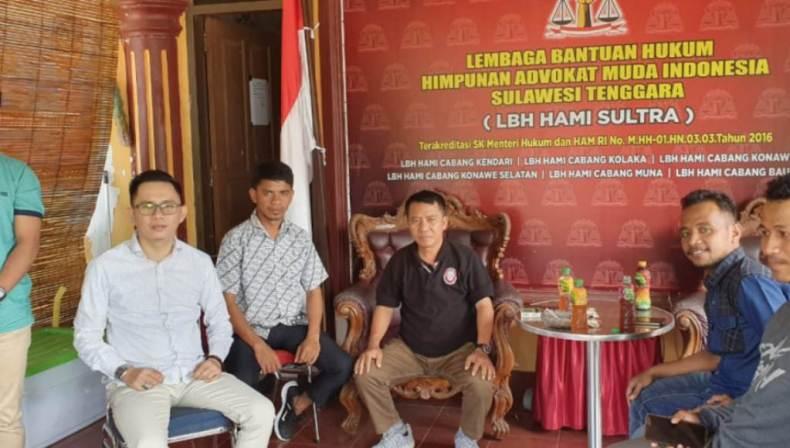 Nota Keberatan Kekerasan Oknum Polisi Dalam Memeriksa TSK Bentrok Warga Buton