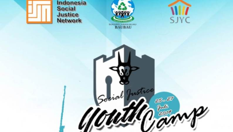 Social Justice Youth Camp 2019 Sultra Digelar di Baubau