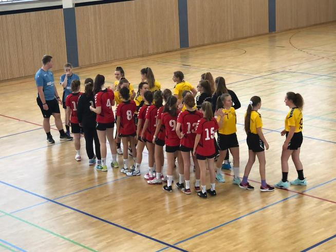 Handball weibl.C Jugend