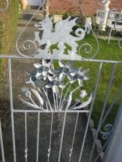 Garden gate by J E Thomas and Son