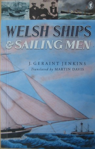 Welsh Ships and Sailing Men by J Geraint Jenkins front cover