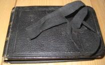Llewelyn George's notebook1