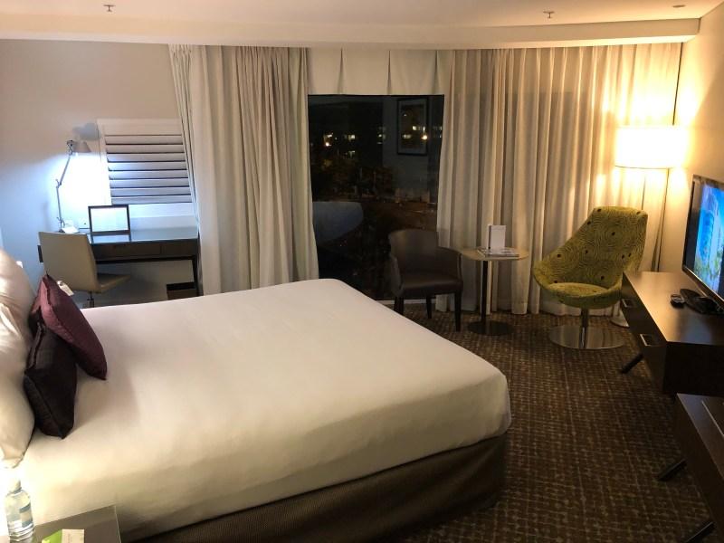 4-star hotel room