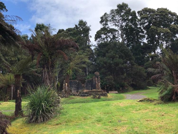 sarah island convivt settlement