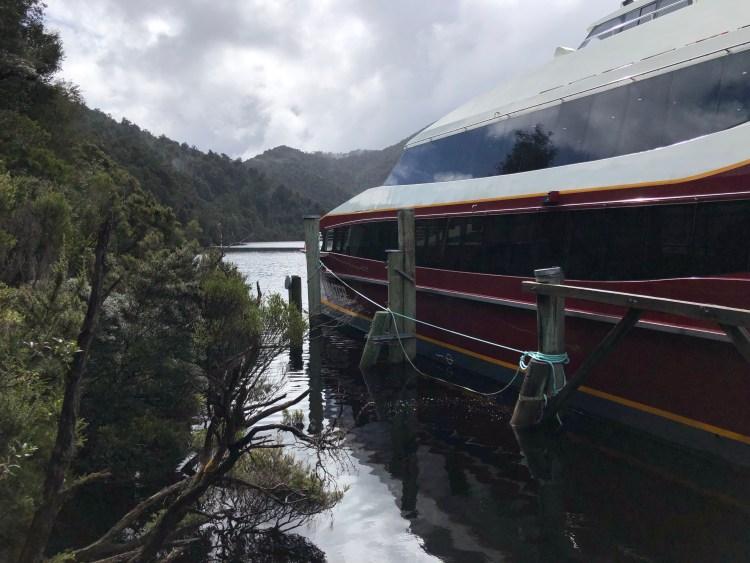 gordon river boat