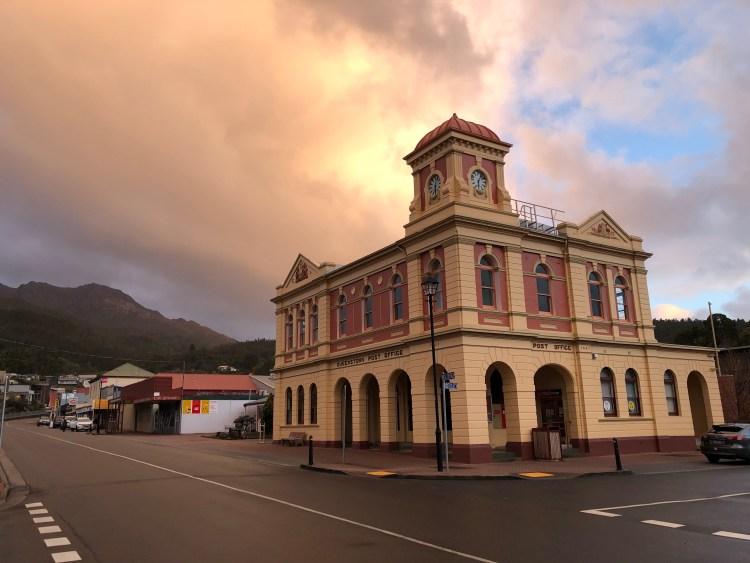 restored Victorian building