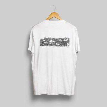 T-Shirt L Sea Encyclopedia