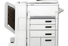 mesin fotocopy canon 7
