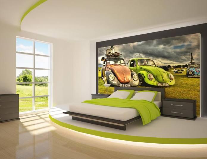 Trik Memilih Motif Wallpaper
