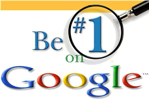 100 Cara agar artikel halaman pertama google search