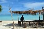 Menikmati Pantai