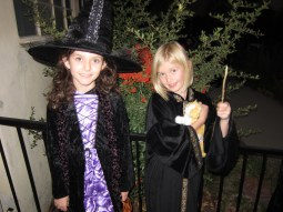 Saida & Carly - little witches