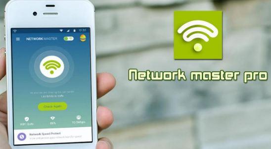 aplikasi penguat wifi network master