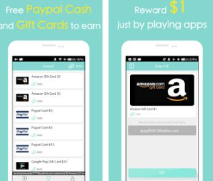 hasilkan uang di aplikasi android cash gift apk