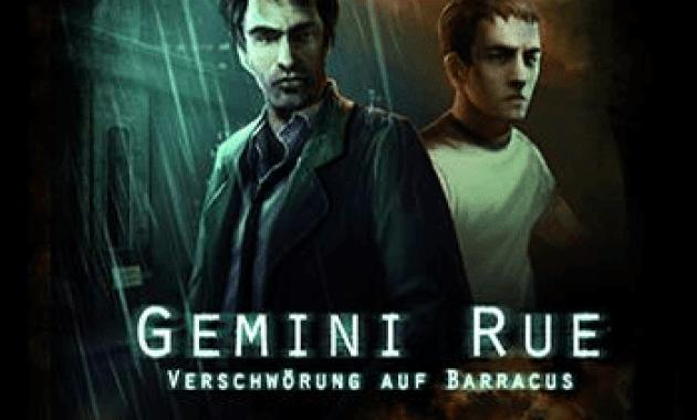 gemini rue game terbaik offline petualangan android