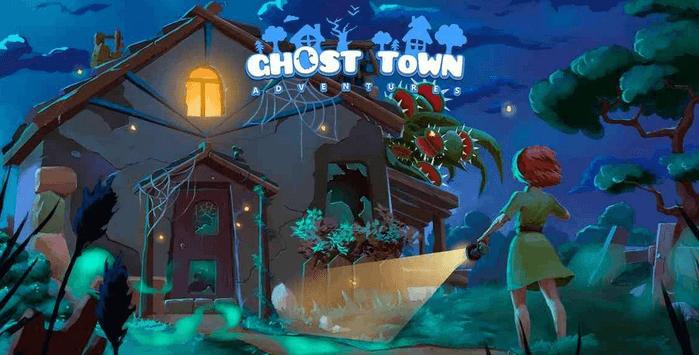 ghosttown game horor petualangan android