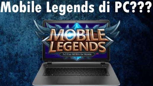 Mobile legends pc tanpa emulator