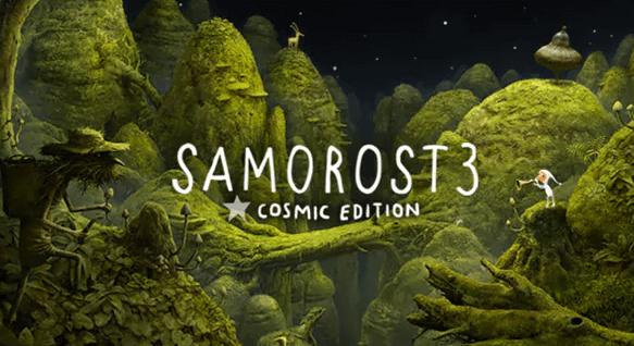 samorost cosmic edition