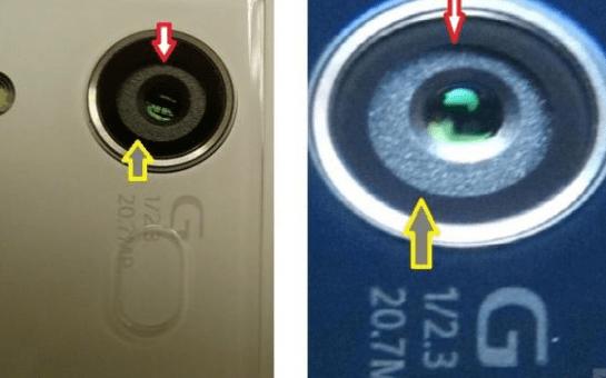 Mengeringkan lensa yang berembun