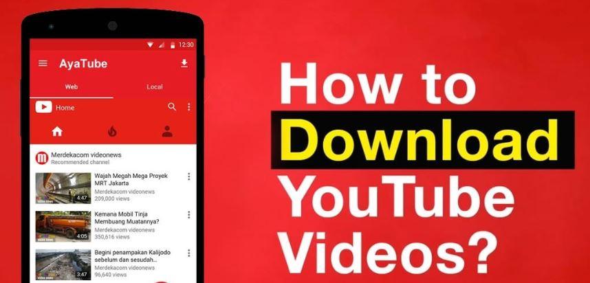 AyaTube Video downloader
