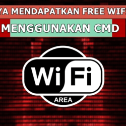 cek password wifi cmd