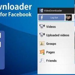 cara download video di facebook di android