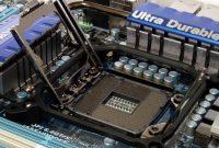 Processor on CPU