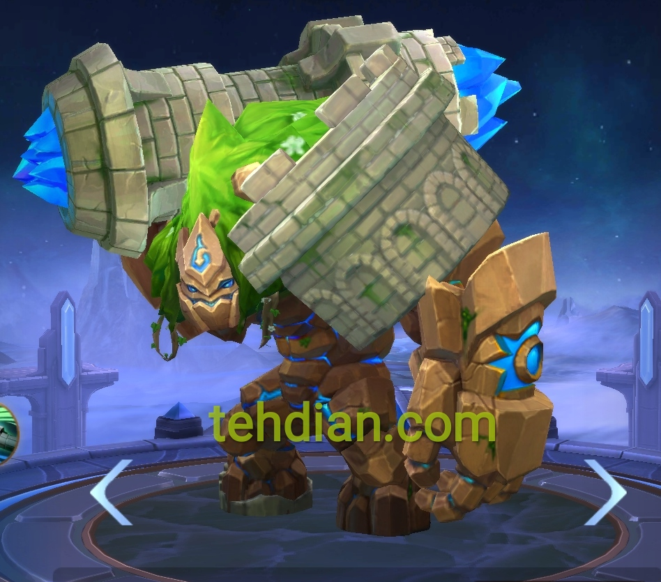 Build grock tank terkuat