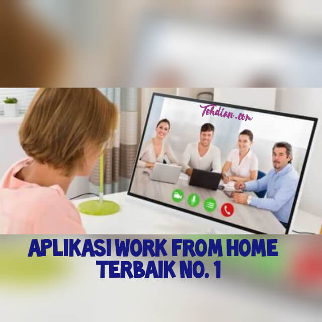 Aplikasi work from home