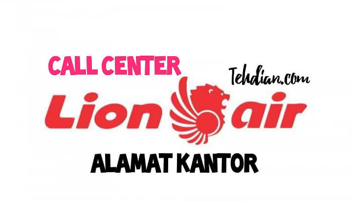 call center lion air