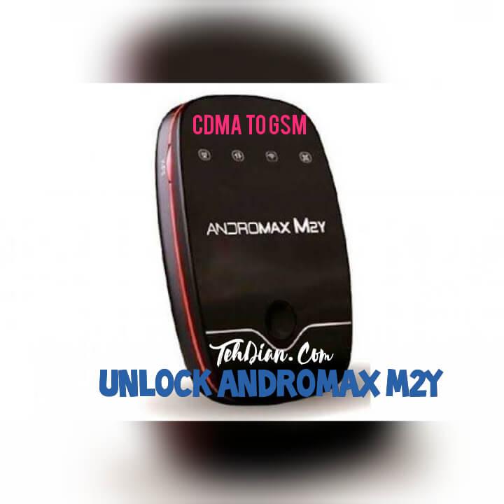 Unlock andromax m2y