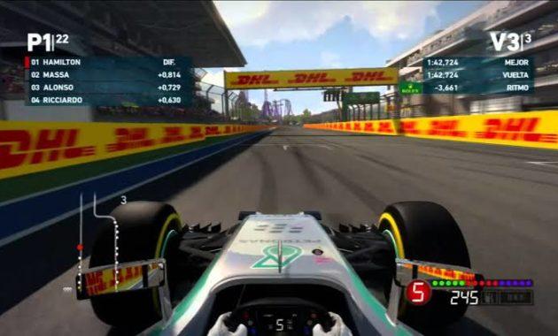 Formula 1 ps3