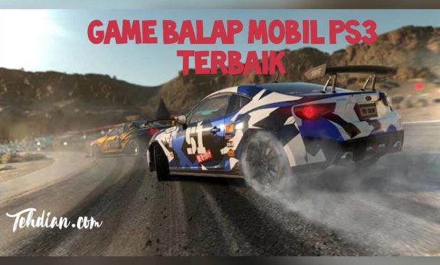 Game balap ps3 terbaik