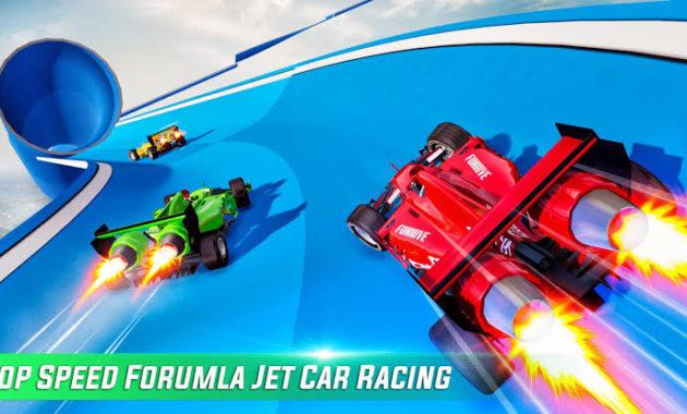 Jet car stunts ps3