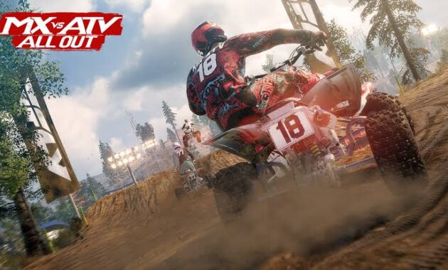 Mx vs atv for PC free download