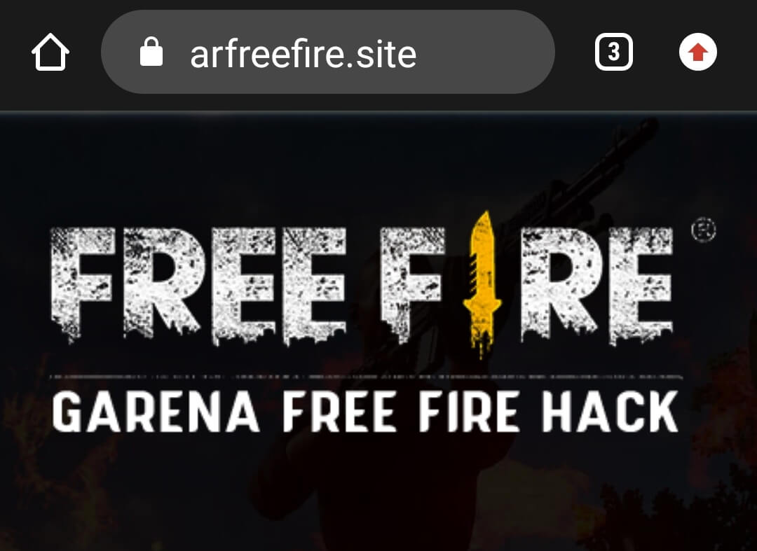 Ar Free fire Set