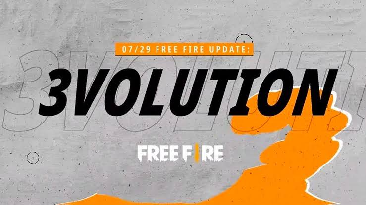 Free fire 3volution