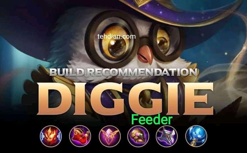 Build diggie feeder mobile legends