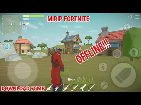 Giant io Game Offline Mirip PUBG
