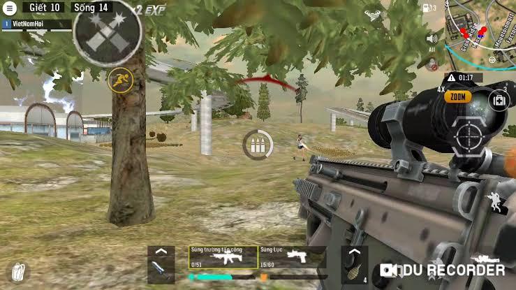 Swag shooter Game Offline Mirip PUBG