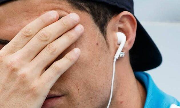 headset tidak bisa untuk telepon