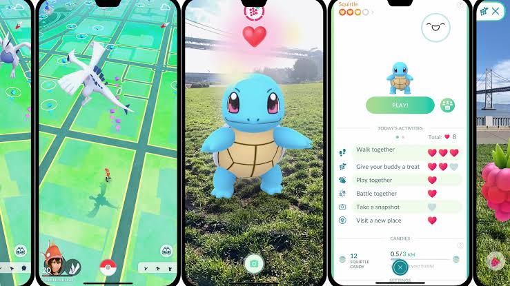 Pokemon GO game No 10 dunia 2020