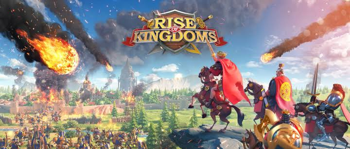 Rise of kingdoms urutan ke 7 dunia